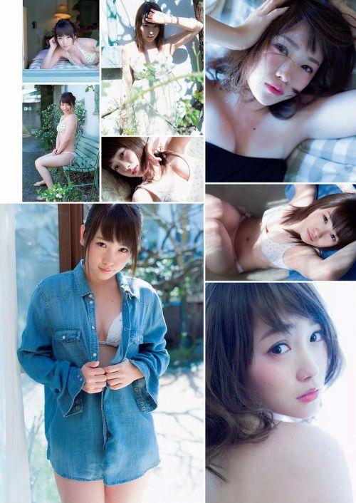 【元AKB48】川栄李奈 女優として活躍中のおっぱい水着なエロ画像 95枚 No.13