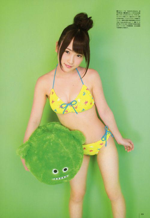 【元AKB48】川栄李奈 女優として活躍中のおっぱい水着なエロ画像 95枚 No.57