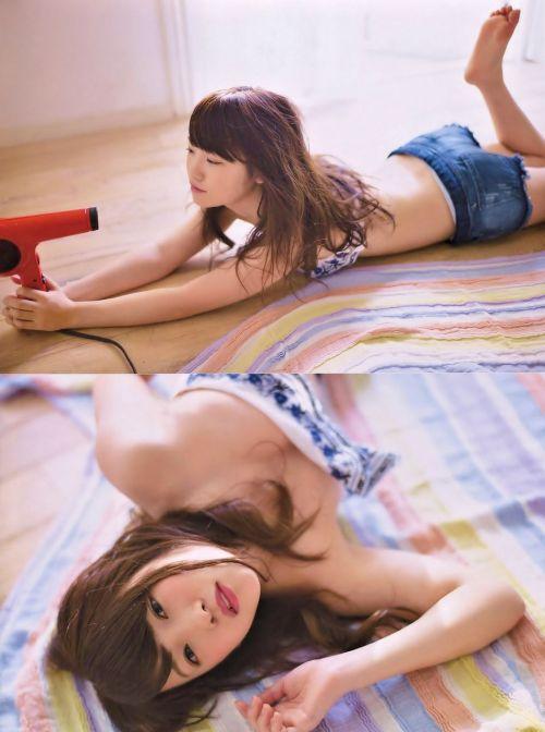 【元AKB48】川栄李奈 女優として活躍中のおっぱい水着なエロ画像 95枚 No.77