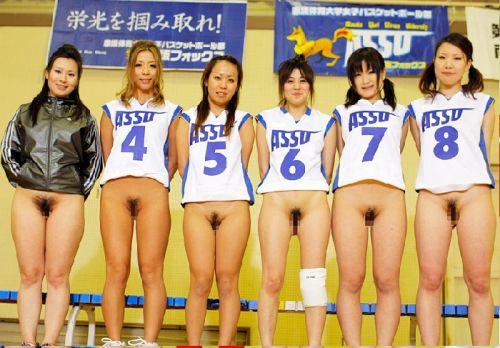 【全裸スポーツ】おっぱいマンコ丸出しでスポーツする女子アスリートwww 36枚 No.24