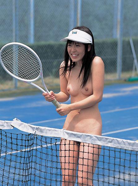 女子アスリートが引き締まった肉体で全裸スポーツしてるエロ画像! 31枚 No.3