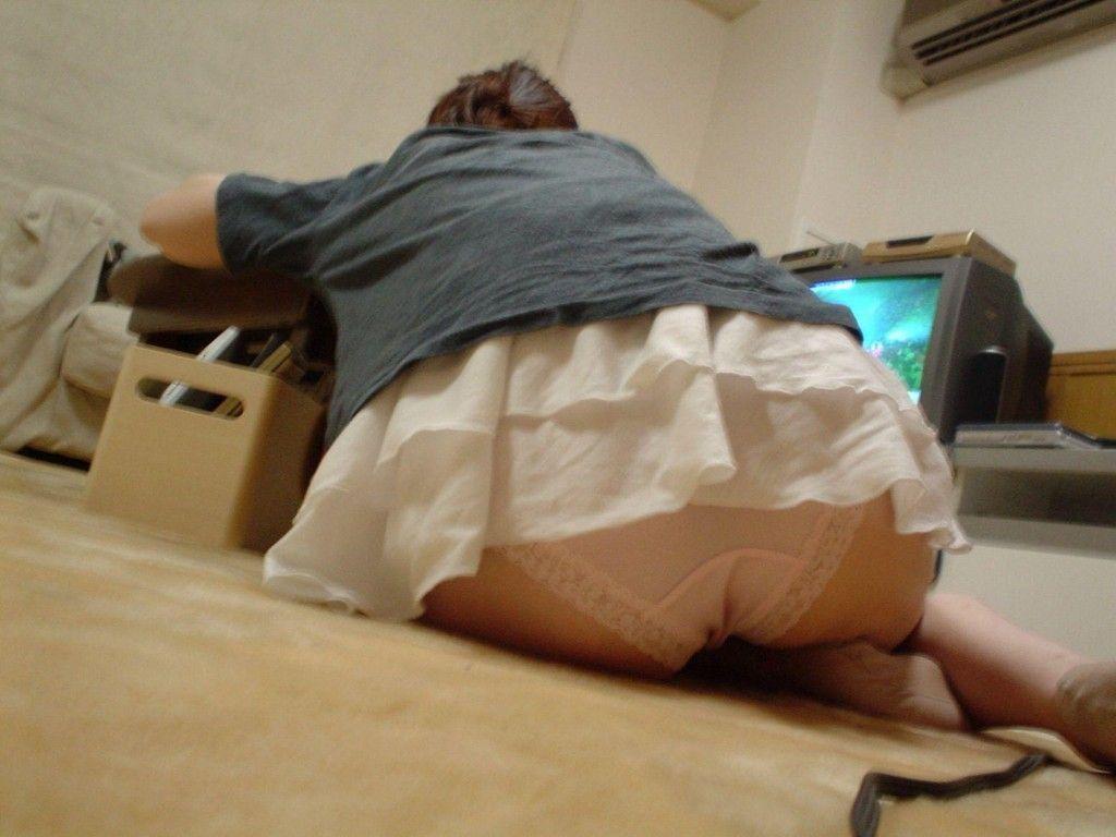 (写真)これはアカン☆家で過ごすイモウトや姉の格好がえろ過ぎてツライ☆ 34枚