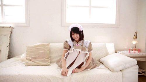 浅田結梨(あさだゆうり)秋葉原でメイドをしてた童顔巨乳美少女AV女優のエロ画像 94枚 No.31