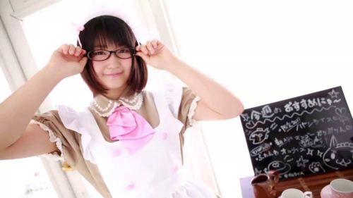 浅田結梨(あさだゆうり)秋葉原でメイドをしてた童顔巨乳美少女AV女優のエロ画像 94枚 No.34