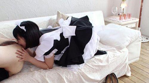 浅田結梨(あさだゆうり)秋葉原でメイドをしてた童顔巨乳美少女AV女優のエロ画像 94枚 No.77