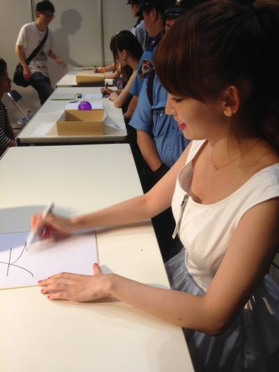AKB48メンバーの胸チラにムラムラしちゃうお宝エロ画像まとめ 34枚 No.2