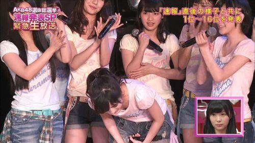 AKB48メンバーの胸チラにムラムラしちゃうお宝エロ画像まとめ 34枚 No.8