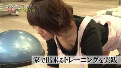 AKB48メンバーの胸チラにムラムラしちゃうお宝エロ画像まとめ 34枚 No.24
