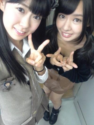 AKB48メンバーの胸チラにムラムラしちゃうお宝エロ画像まとめ 34枚 No.26