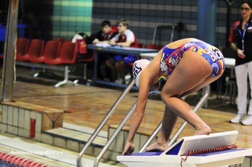 競泳水着の女子選手が飛び込む瞬間のケツと股間がエロすぎwww 32枚 No.14