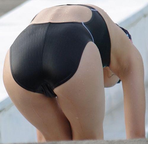競泳水着の女子選手が飛び込む瞬間のケツと股間がエロすぎwww 32枚 No.17