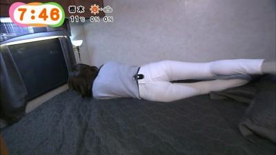 岡副麻希 天然で日本一黒い女子アナ&黒い桐谷美玲のマンスジエロ画像 82枚 No.23