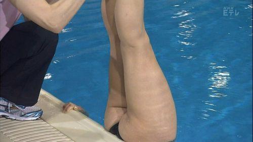 女子シンクロという股間のワレメを主張していくスタイルのエロ競技www 38枚 No.28