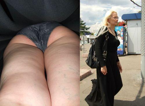 【画像】Tバックを履いてお尻丸出しな外国人女性の逆さ撮りパンチラwww 31枚 No.28