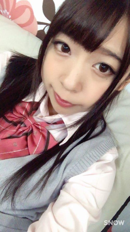 咲坂花恋(さきさかかれん) 元チェキッ娘のアイドル系童顔AV女優のエロ画像 105枚 No.84
