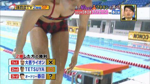 【画像】高飛び込みの水中で水着が脱げまくる様子を放送した結果www 47枚 No.13
