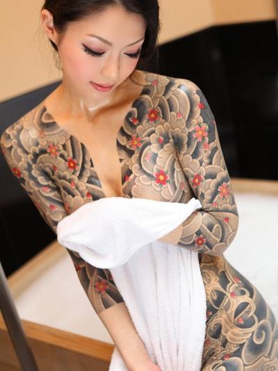 極道の妻達の覚悟がハンパない全身刺青(タトゥー)のエロ画像 33枚 No.18
