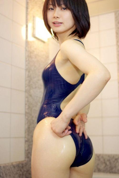 【画像】芸能人アイドルの競泳水着がハイレグで意外と際どいんだがwww 35枚 No.14