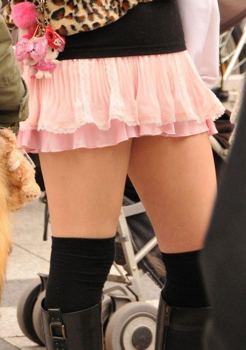 【画像】ニーソ女子のムチムチ太ももな絶対領域がエロ過ぎな件 51枚 No.26