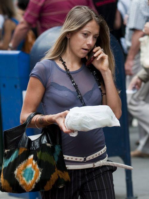 【エロ画像】海外では乳首ポチや乳輪見えて当たり前とか最高だなwww 34枚 No.6