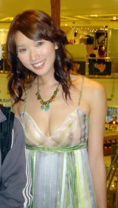 【エロ画像】海外では乳首ポチや乳輪見えて当たり前とか最高だなwww 34枚 No.30