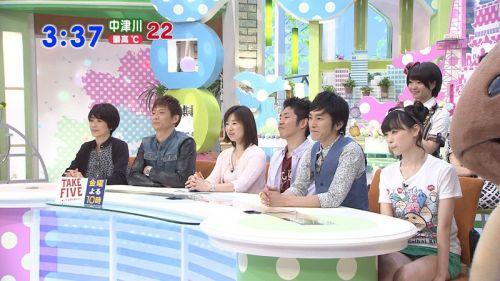 【TVキャプチャ】芸能人・女子アナのデルタゾーンパンチラエロ画像 32枚 No.20