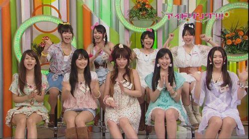 【TVキャプチャ】芸能人・女子アナのデルタゾーンパンチラエロ画像 32枚 No.23
