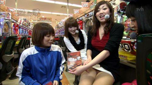 【TVキャプチャ】芸能人・女子アナのデルタゾーンパンチラエロ画像 32枚 No.27