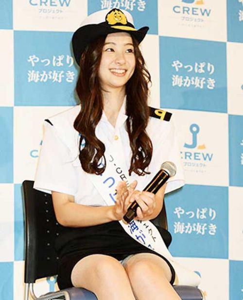 【TVキャプチャ】芸能人・女子アナのデルタゾーンパンチラエロ画像 32枚 No.30