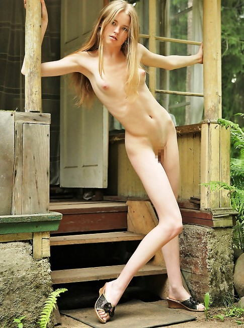 貧乳なちっぱいでガリッガリなスレンダー女子のエロ画像まとめ 34枚 No.18