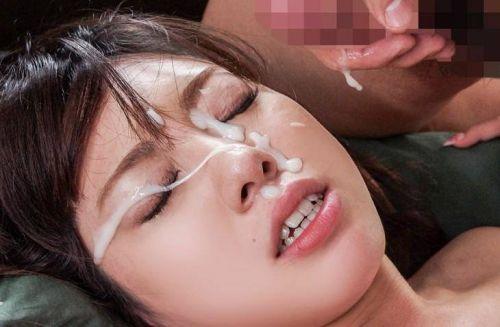 綺麗なお姉さんの顔を精液まみれにする顔射ぶっかけエロ画像 36枚 No.6
