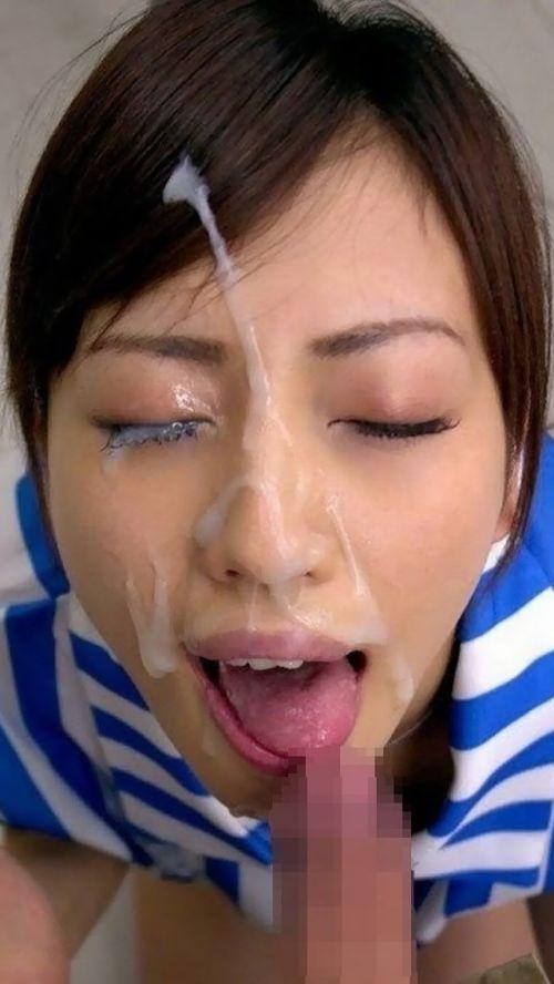 綺麗なお姉さんの顔を精液まみれにする顔射ぶっかけエロ画像 36枚 No.8