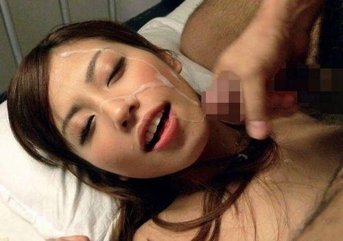 綺麗なお姉さんの顔を精液まみれにする顔射ぶっかけエロ画像 36枚 No.19