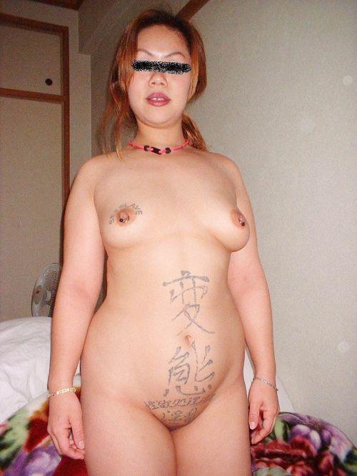 【画像】体やおっぱいに落書きされた肉便器で性奴隷なM女が抜けるwww 31枚 No.29