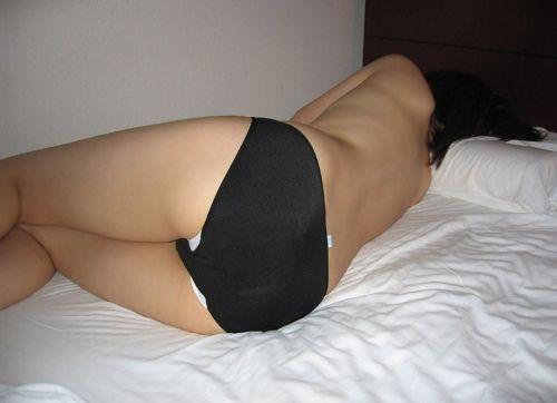 【画像】生理用ナプキン付けてお尻を見せるセックスを断る新スタイルwww 31枚 No.19