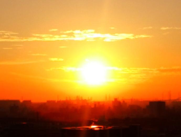 151104夕陽 (2)