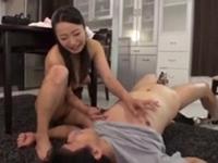 ドS女家庭教師の貞操帯強制射精管理!山本美和子