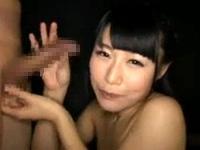 【原千草】小悪魔痴女の見た目に反した神テクすぎる超絶焦らし淫語手コキ&フェラ