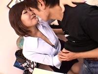 痴熟女家庭教師の誘惑発情手コキフェラ!