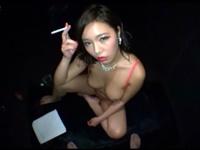 ベロキス淫語痴女!西条沙羅