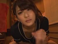 早川伊織 綺麗なお姉さんなエステ嬢が主観回春手コキでしごいて口内射精で受け止めてくれる!