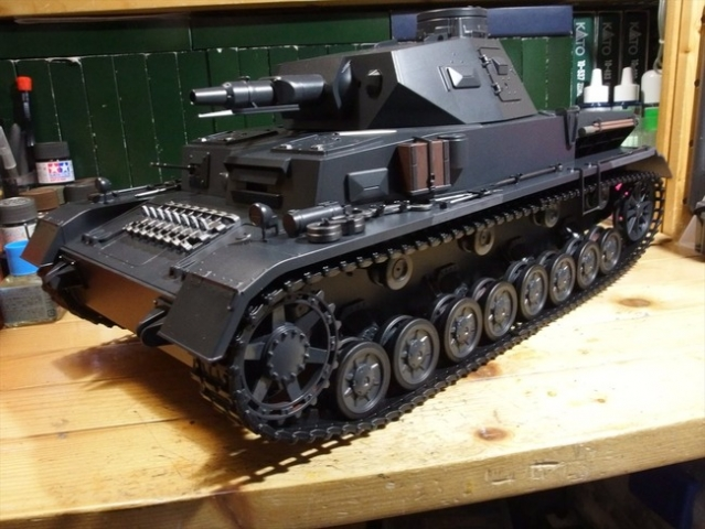 figma戦車