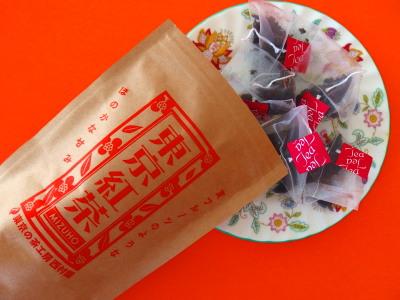 埼玉に近い東京で作っている紅茶。西村園。