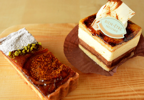 【ケーキ】ビヤンネートル_20151118