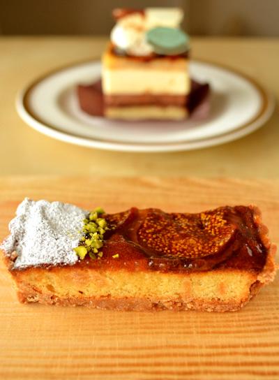 【ケーキ】ビヤンネートル「無花果とゴルゴンゾーラ」