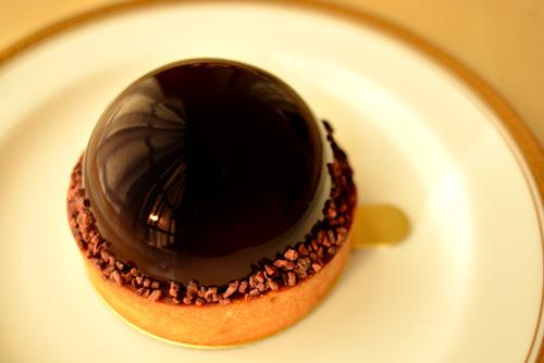 【ケーキ】リョウラ「タルトショコラ・キャラメルサレ」