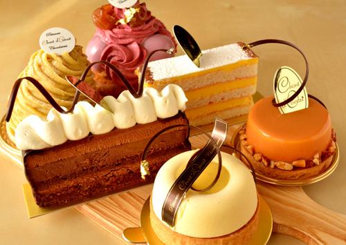 【ケーキ】シャンドワゾー_151121 (2)