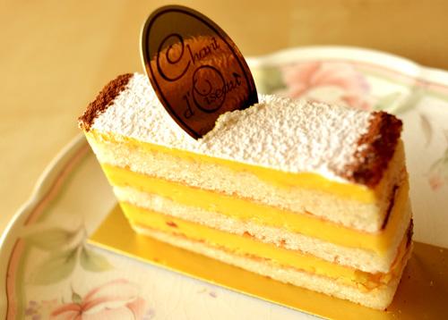 【ケーキ】シャンドワゾー「ミゼラブル」