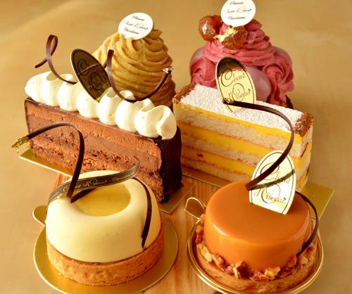 【ケーキ】シャンドワゾー_151121