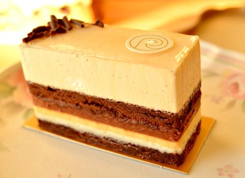 【ケーキ】リョーコ「ショコラバニーユ」 (2)
